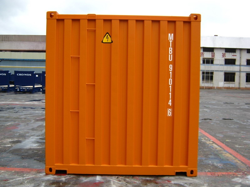10 Ft And 20 Ft Offshore Dnv Certified Shipping Containers