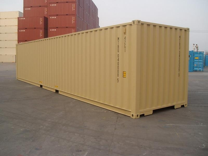 40 39 dv ral 1001 shipping containers for Cheap cargo containers