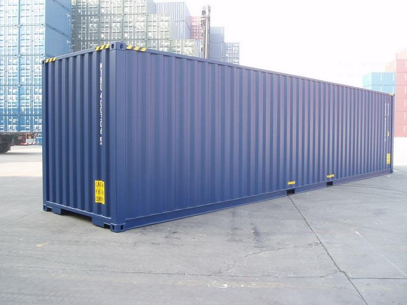 40 39 Hc Ral 5013 Shipping Containers